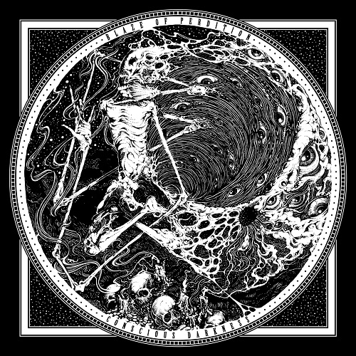 Blaze Of Perdition - Conscious Darkness - Cover