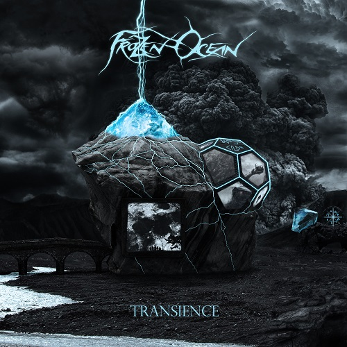 Frozen Ocean - Transience (Compilation) - Cover