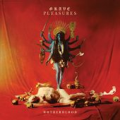 Grave Pleasures - Motherblood - CD-Cover