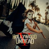 Hollywood Undead - Five - CD-Cover