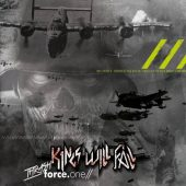 Kings Will Fall - Thrash Force.One - CD-Cover