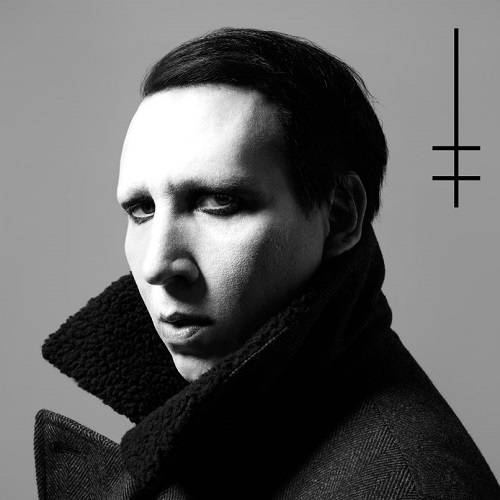 Marilyn Manson - Heaven Upside Down - Cover