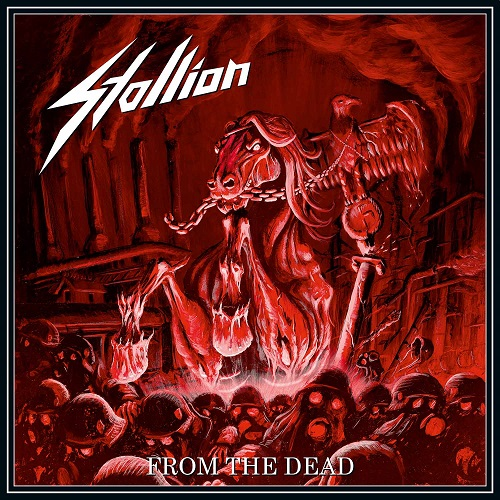 Stallion - From The Dead - Cover