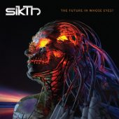 Sikth - The Future In Whose Eyes - CD-Cover