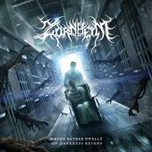 Zornheym - Where Hatred Dwells And Darkness Reigns - CD-Cover