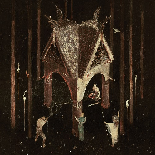 Wolves In The Throne Room - Thrice Woven - Cover
