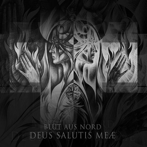 Blut Aus Nord - Deus Salutis Meæ - Cover