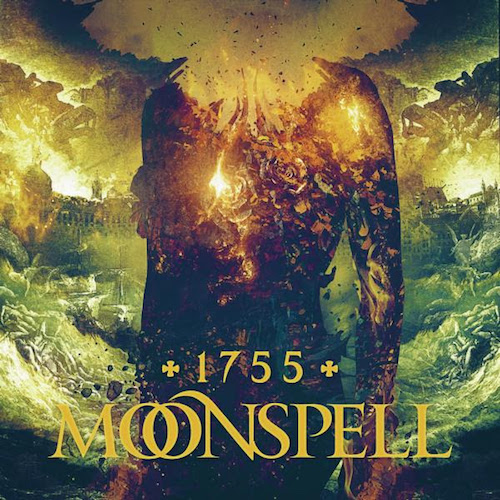 Moonspell - 1755 - Cover