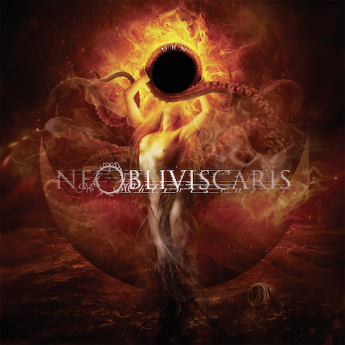 Ne Obliviscaris - Urn - Cover