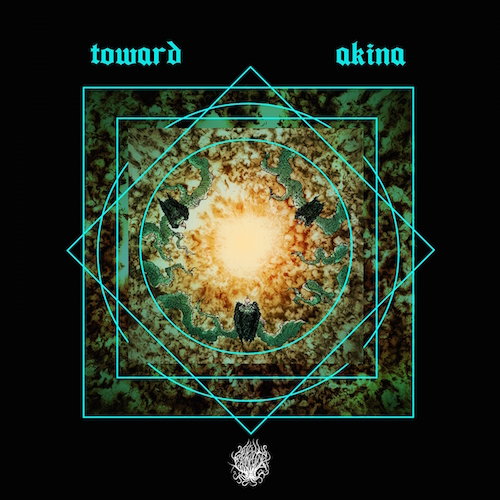 Seventh Genocide - Toward Akina - Cover