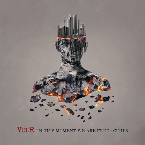 Vuur - In This Moment We Are Free - Cities - Cover