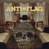 Anti Flag - American Fall - CD-Cover