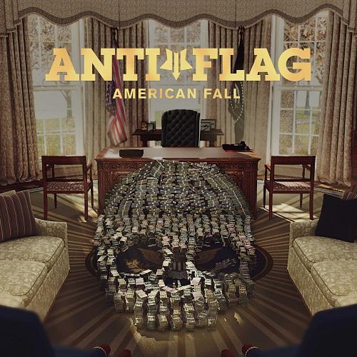 Anti Flag - American Fall - Cover