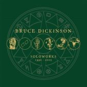 Bruce Dickinson - Soloworks 1990 - 2005 - CD-Cover