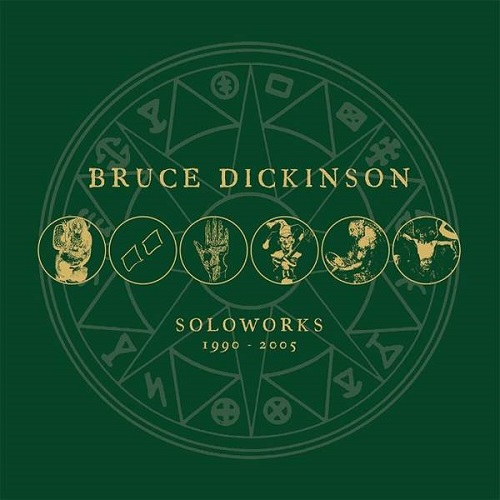 Bruce Dickinson - Soloworks 1990 - 2005 - Cover