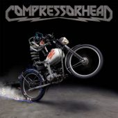 Compressorhead - Party Machine - CD-Cover