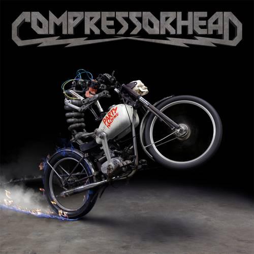 Compressorhead - Party Machine - Cover