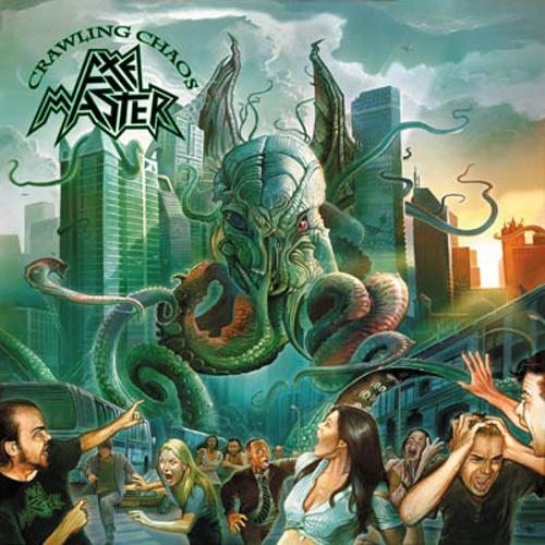 Axemaster - Crawling Chaos - Cover