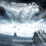 Cover - Starblind – Never Seen Again