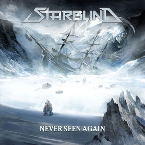 Starblind - Never Seen Again - Cover