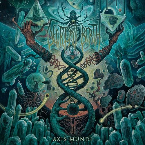 Decrepit Birth - Axis Mundi - Cover