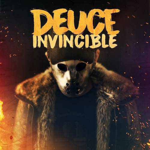 Deuce - Invincible - Cover