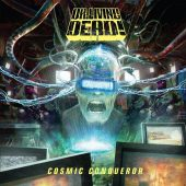 Dr. Living Dead! - Cosmic Conqueror - CD-Cover