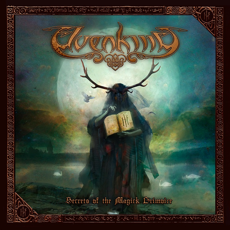 Elvenking - Secrets Of The Magick Grimmoire - Cover