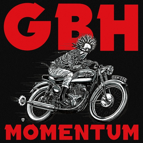 GBH - Momentum - Cover