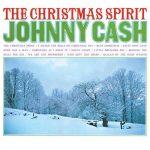 Cover - Johnny Cash – The Christmas Spirit