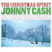 Johnny Cash - The Christmas Spirit - CD-Cover