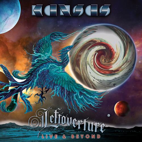 Kansas - Leftoverture Live & Beyond - Cover