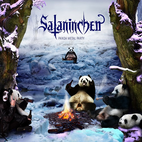 Sataninchen - Panda Metal Party - Cover
