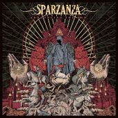 Sparzanza - Announcing The End - CD-Cover