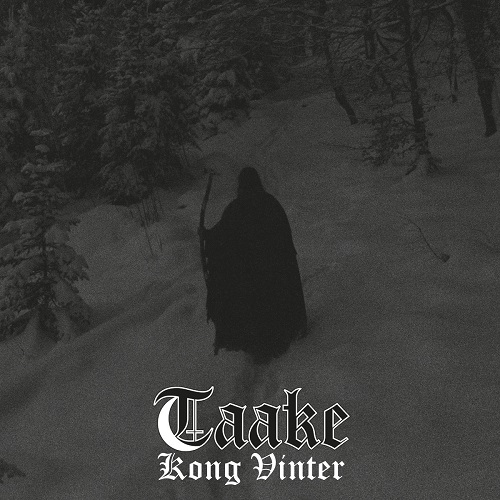 Taake - Kong Vinter - Cover