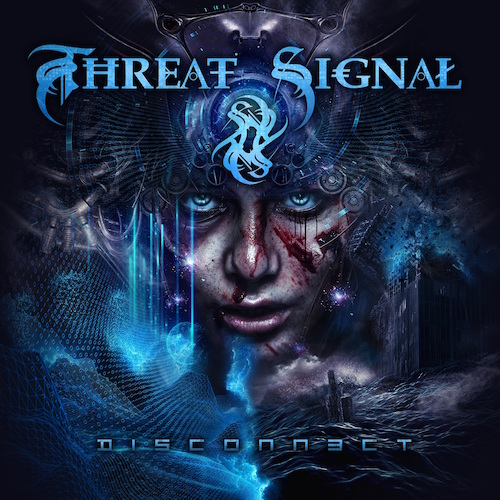 Threat Signal - Disconnect - Cover