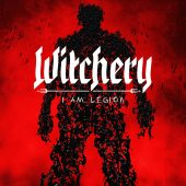 Witchery - I Am Legion - CD-Cover