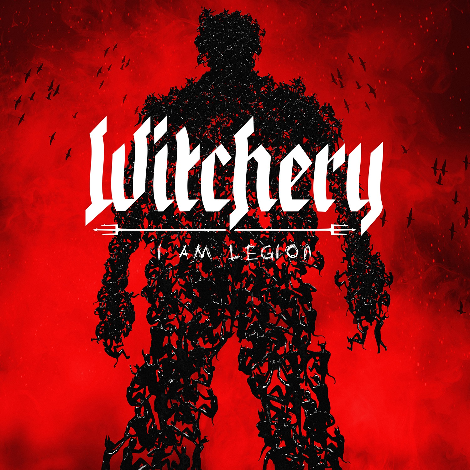 Witchery - I Am Legion - Cover
