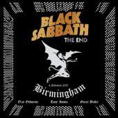 Black  Sabbath - The End - CD-Cover