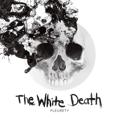 Fleurety - The White Dead - Cover