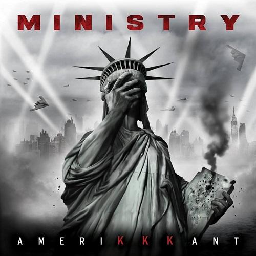 Ministry - AmeriKKKant - Cover