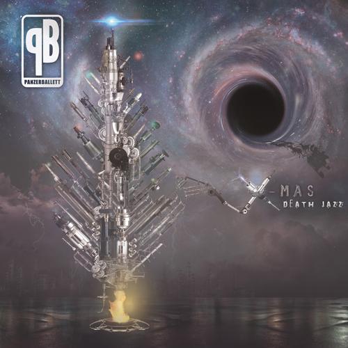 Panzerballett - X-Mas Death Jazz - Cover