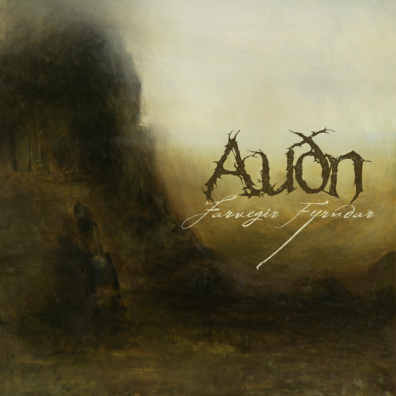 Auðn - Farvegir Fyrndar   - Cover