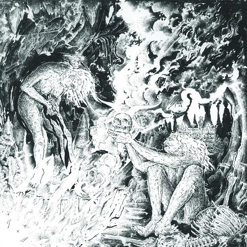 Sortilegia - Sulphurous Temple - Cover
