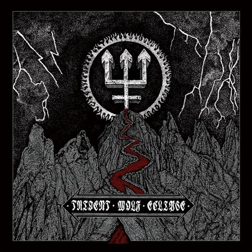 Watain - Trident Wolf Eclipse - Cover