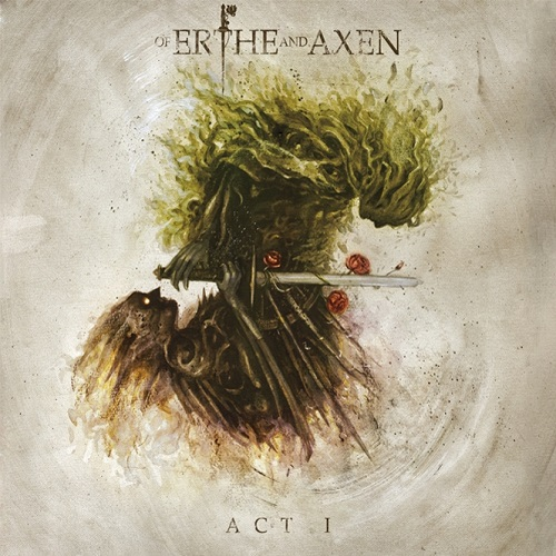 Xanthochroid - Of Erthe And Axen: Act I - Cover