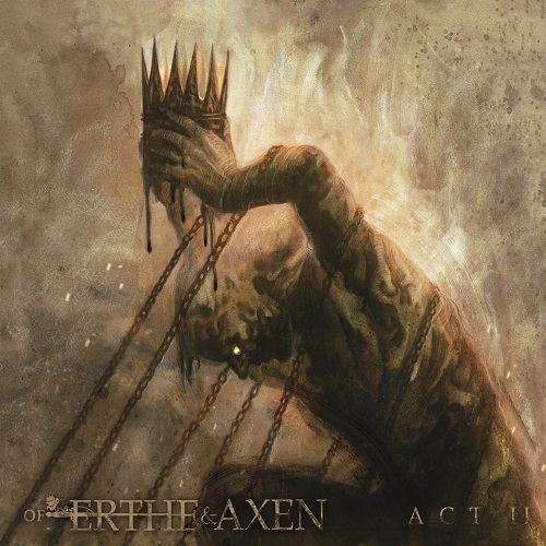 Xanthochroid - Of Erthe And Axen: Act II - Cover
