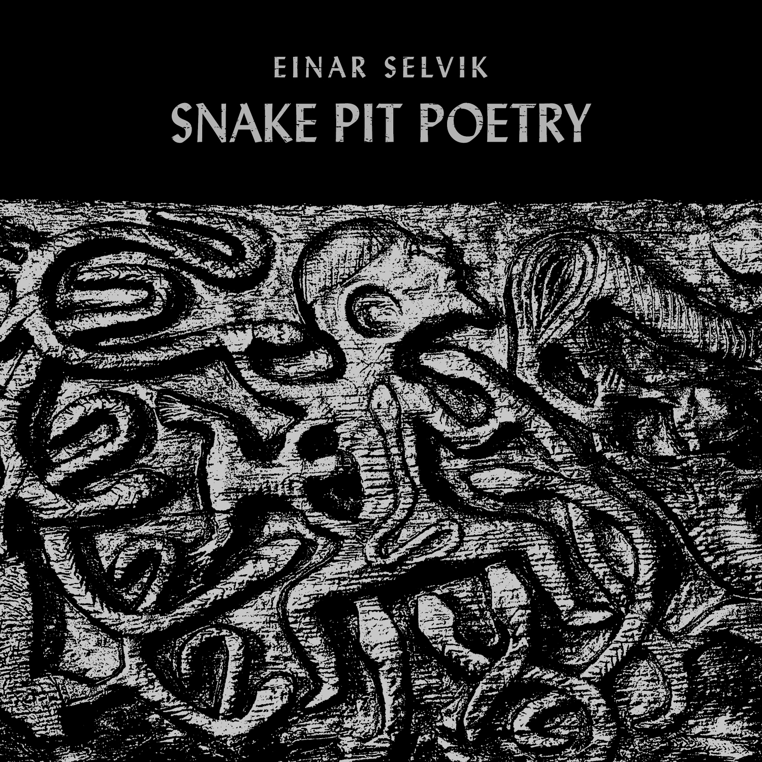 Einar Selvik - Snake Pit Poetry (EP) - Cover