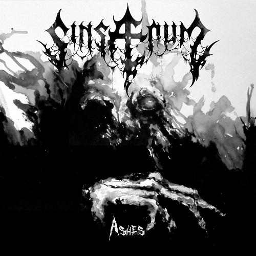 Sinsaenum - Ashes (EP) - Cover