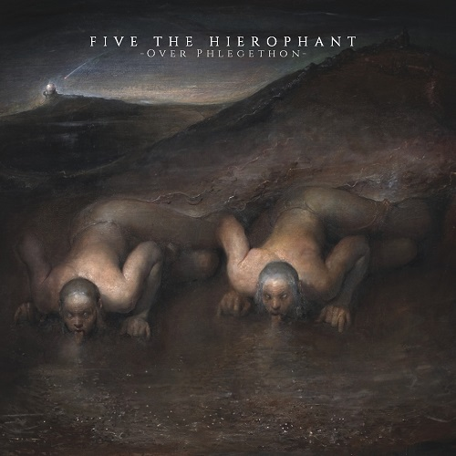 Five The Hierophant - Over Phlegethon - Cover